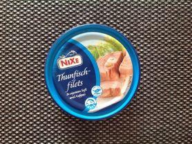 Thunfisch-filets , in eigenem Saft und Aufguss  | Hochgeladen von: lukas.h92
