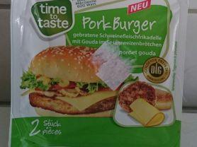 Pork Burger  | Hochgeladen von: chilipepper73