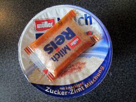 Müller Milchreis, mit knackiger Zucker-Zimt Mischung | Hochgeladen von: CaroHayd