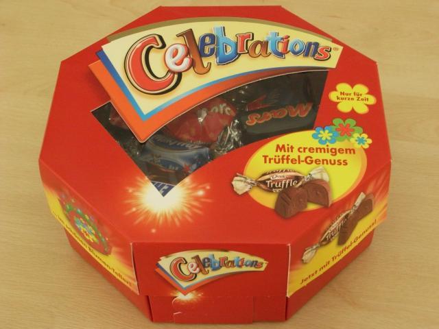 Celebrations, Mix | Hochgeladen von: Teecreme