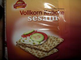 Vollkorn Knäcke, Sesam | Hochgeladen von: kindeljan