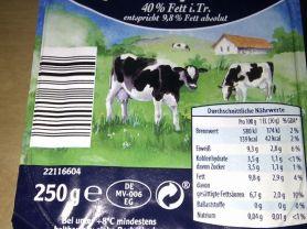 Milfina Speisequark 40% Fett | Hochgeladen von: teker