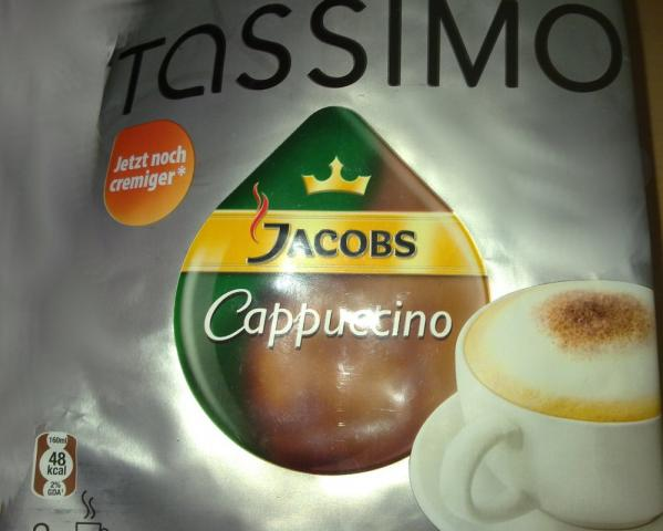 Tassimo Jakobs Cappuccino