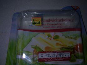 Gutes Land Sandwichscheiben, Emmentaler | Hochgeladen von: Jogobw
