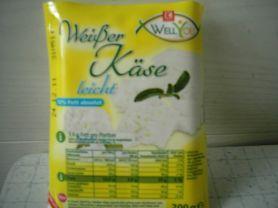 Weißer Käse, leicht | Hochgeladen von: Connymaxi