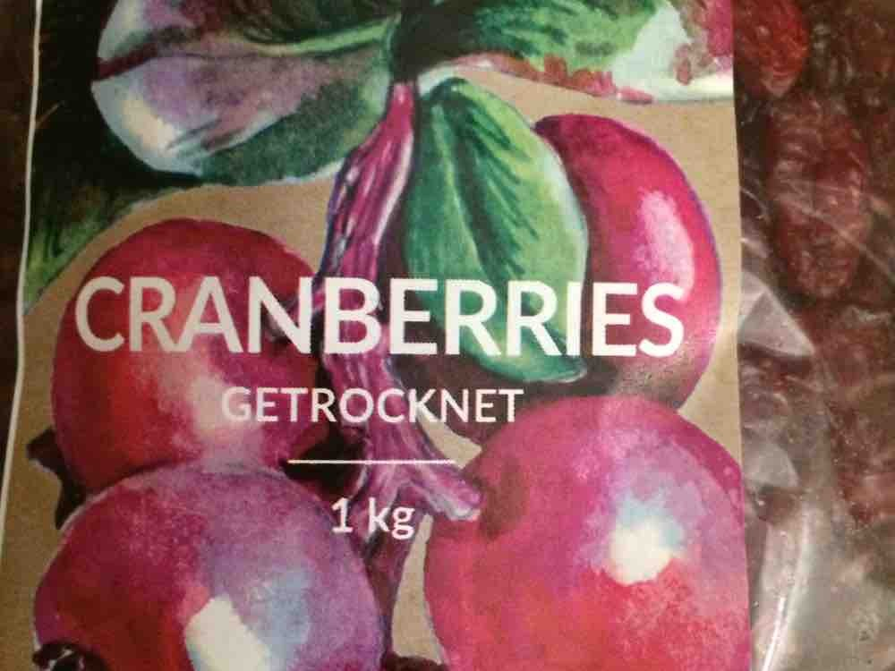 Getrocknete Cranberries von LauSmi   Hochgeladen von: LauSmi