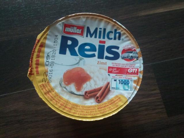 Müller Milchreis Zimt 200 g