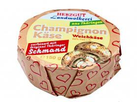 Champignon Käse , Weichkäse 60% Fett i.Tr. | Hochgeladen von: JuliFisch