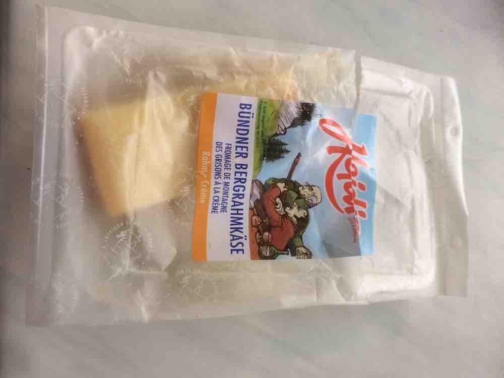 Bündner Bergkäse Heidi (Migros), Käse von michanuk | Hochgeladen von: michanuk