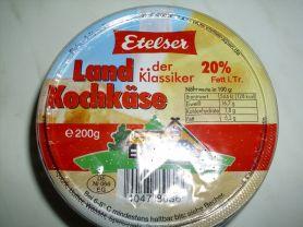 Kochkäse, Land Kochkäse 20 % der Klassiker | Hochgeladen von: Pummelfee71
