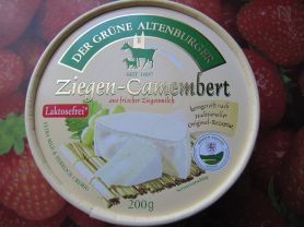 Ziegen-Camembert | Hochgeladen von: DeSilvi