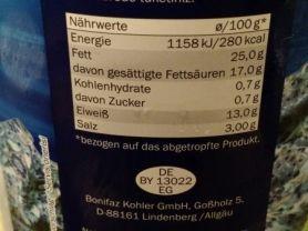 Milbona Käse in Salzlake | Hochgeladen von: SteveKS