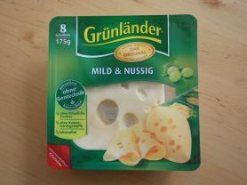 Grünländer, mild & nussig, Käse | Hochgeladen von: dolcetta