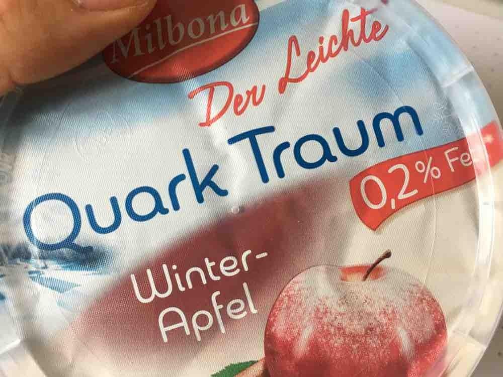 Quark Traum Winterapfel, Apfel-Zimt von christopherdier600 | Hochgeladen von: christopherdier600