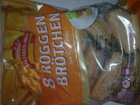 3-Ähren-Brot, Roggenbrötchen zum Fertigbacken | Hochgeladen von: AFFBerlin