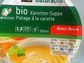 coop karottensuppe bio karotten kalorien suppen und eint pfe fddb. Black Bedroom Furniture Sets. Home Design Ideas