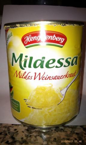 Hengstenberg Mildessa 850 ml