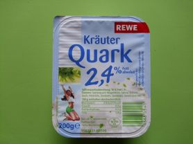 Kräuterquark, 2,4 % Fett absolut | Hochgeladen von: Pummelfee71