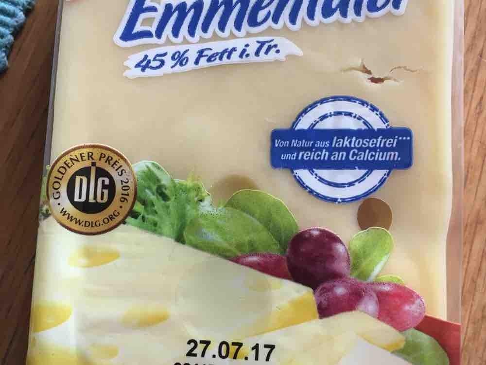 Emmentaler, 45% Fett i. Tr. von mwozzel | Hochgeladen von: mwozzel