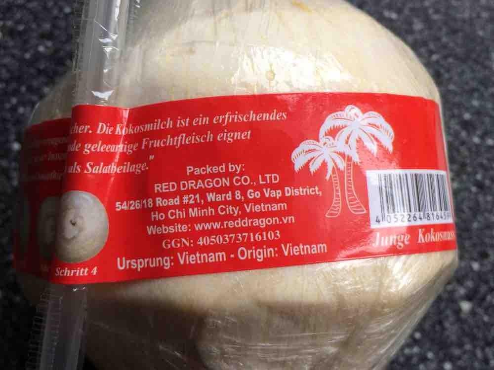 Kokoswasser, frisch von Technikaa   Hochgeladen von: Technikaa