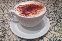 Cappuccino, mit Milchschaum | Hochgeladen von: xmellixx