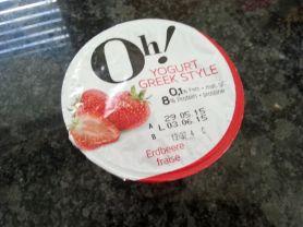 Oh! Yogurt Greek Style, Erdbeere | Hochgeladen von: Guinness93