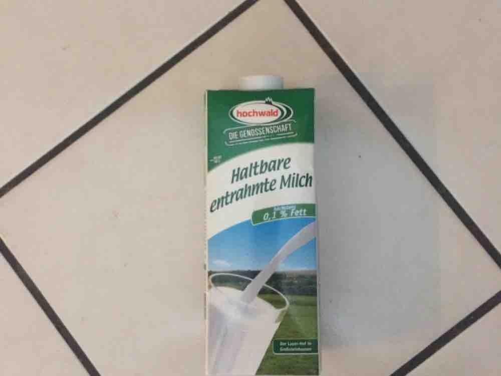 Haltbare entrahmte Milch 0,1% von Ballontelli | Hochgeladen von: Ballontelli
