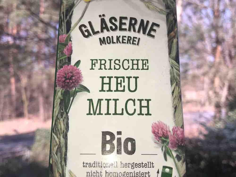 Frische Bio-Heumilch 3,8% von tinka | Hochgeladen von: tinka