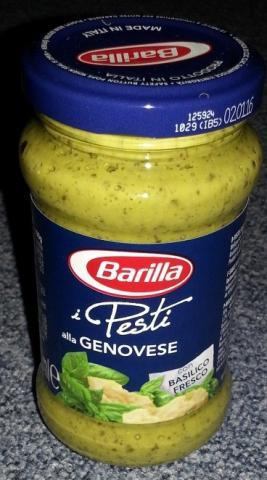 Pesto alla Genovese, con Basilico Fresco   Hochgeladen von: FitGuy87