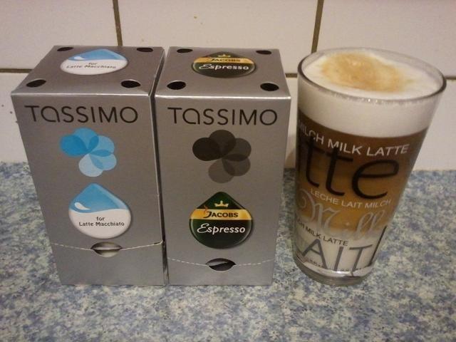 Tassimo Latte Macchiato | Hochgeladen von: darklaser