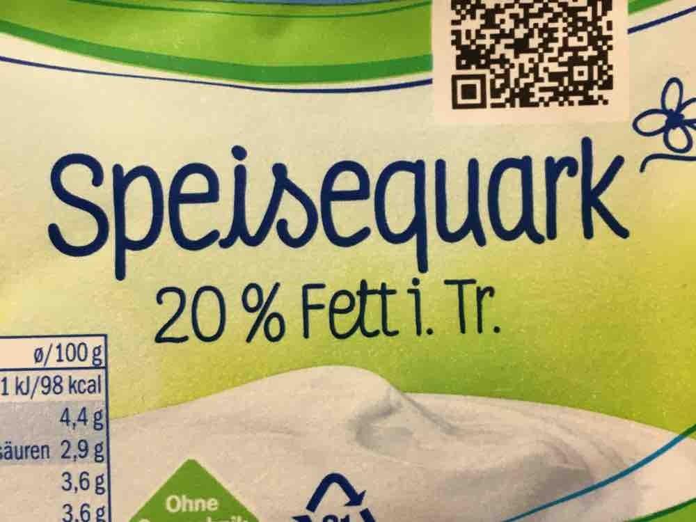 Speisequark, 20% Fett i.Tr. von alex1969 | Hochgeladen von: alex1969