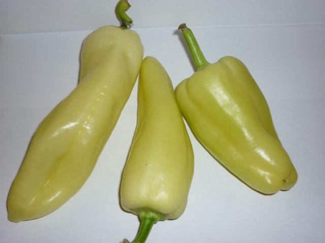 Spitzpaprika, gelb | Hochgeladen von: Moncheri