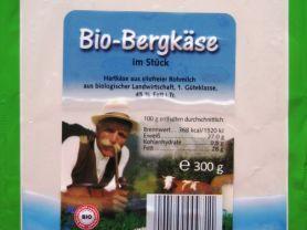 Bio-Bergkäse, 45% i. Tr., aus silofreier Rohmilch | Hochgeladen von: Heidi