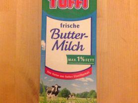 Tuffi frische Buttermilch, 1% Fett | Hochgeladen von: a.sequent