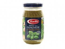 barilla pesto alla genovese con basilico fresco kalorien. Black Bedroom Furniture Sets. Home Design Ideas