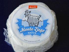 Monte Ziego Ziegenfrischkäse, Natur 45 % | Hochgeladen von: glitzermond