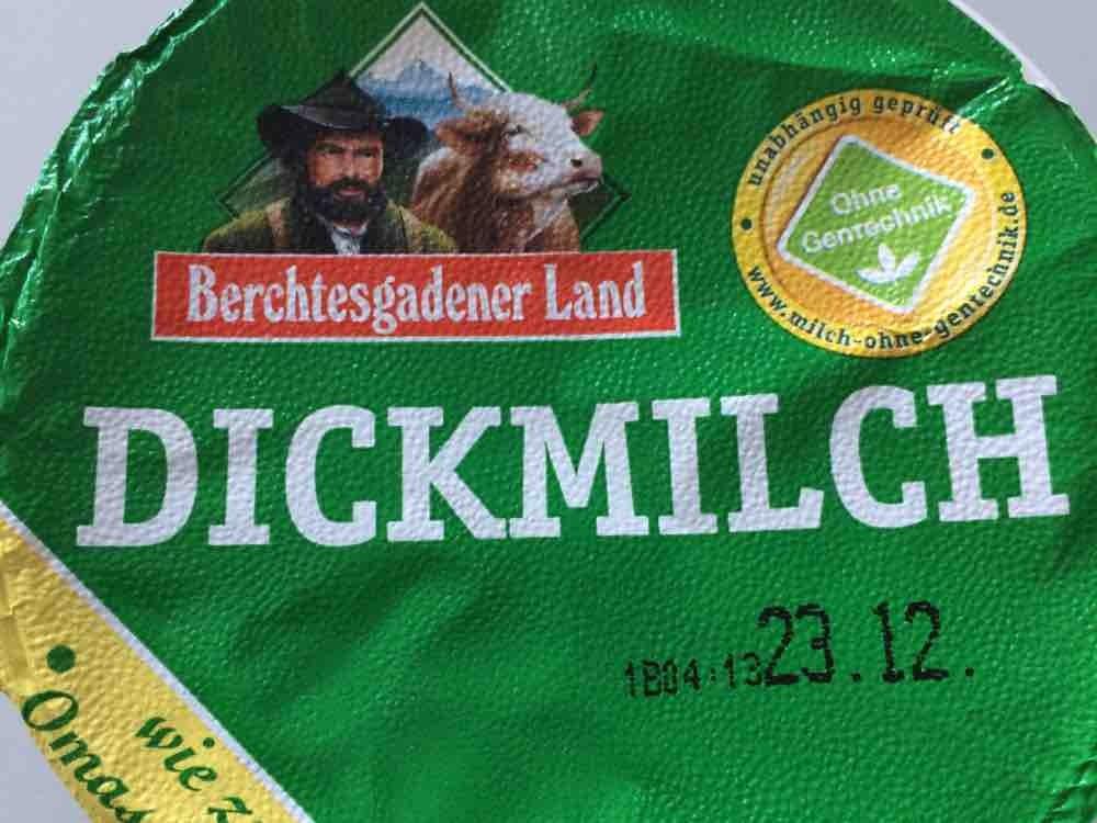 Dickmilch, Berchtesgadener Land von danielatacke987 | Hochgeladen von: danielatacke987
