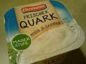 Frischer Quark Magerstufe, natur | Hochgeladen von: huhn2