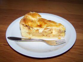 apfelkuchen gedeckt, einfach | Hochgeladen von: tina a