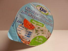 Körniger Frischkäse, mit Magermilchjoghurt | Hochgeladen von: maeuseturm