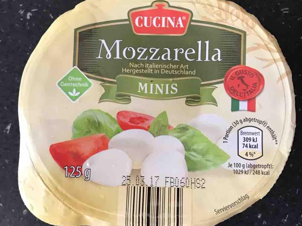Mozzarella Minis von LutzR | Hochgeladen von: LutzR