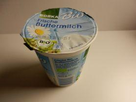 Edeka Bio Frische Buttermilch | Hochgeladen von: maeuseturm