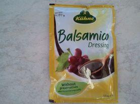 Balsamico Dressing zum Salat bei Burger King | Hochgeladen von: huhn2
