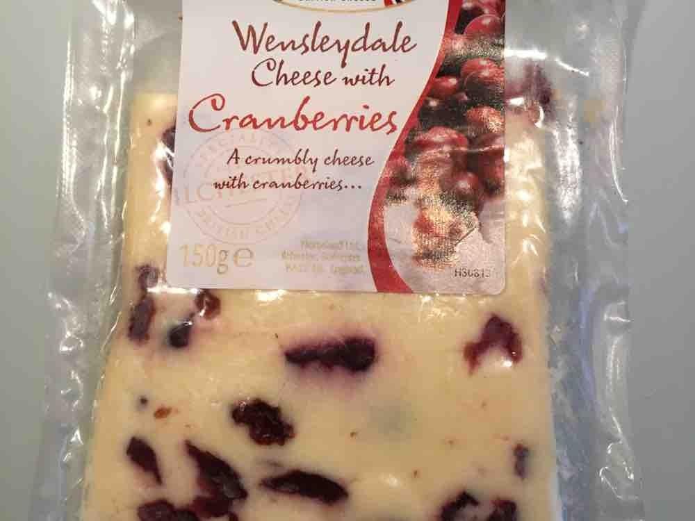 Wensleydale & Cranberries, Käse Cranberries von Freaky | Hochgeladen von: Freaky