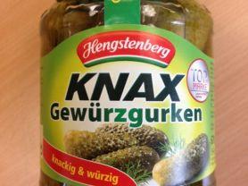 Knax Gewürzgurken | Hochgeladen von: cavemaennchen