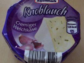 Cremiger Weichkäse, Knoblauch   Hochgeladen von: MarionUlm