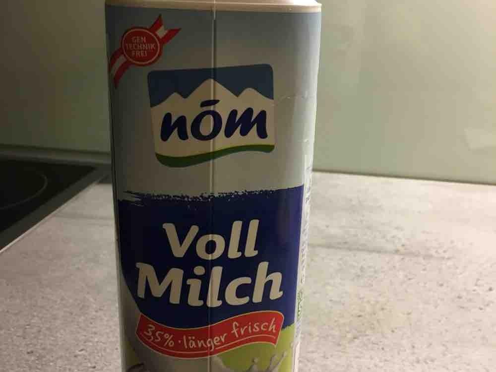 Vollmilch haltbar 3,5% Fett von Mucki2351 | Hochgeladen von: Mucki2351