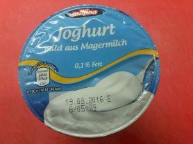 Joghurt aus Magermich, neutral | Hochgeladen von: Heike Kellmann