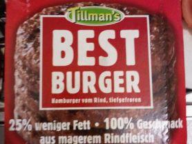 Tillmans BEST BURGER, RIND | Hochgeladen von: rappelkiste