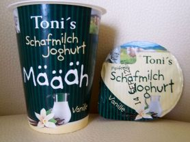 Tonis Schafmilch Joghurt, Vanille | Hochgeladen von: wicca